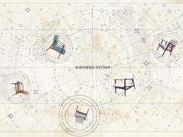 układ słoneczny z fotelami